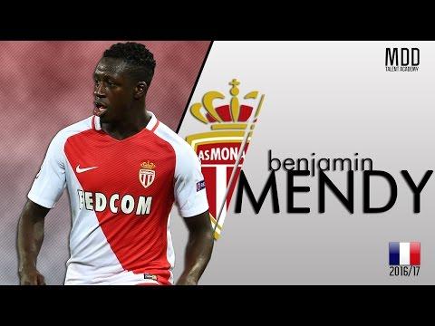 Benjamin Mendy | AS Monaco | Goals, Skills, Assists | 2016/17 - HD