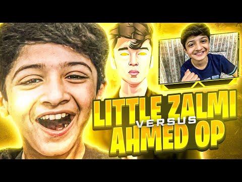 Little Zalmi vs Ahmad Op | 1v1 M24 | Little Zalmi