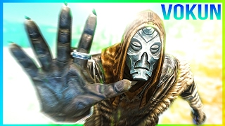 Skyrim VOKUN Location (All Dragon Priest Mask Locations - High Gate Ruins #7)