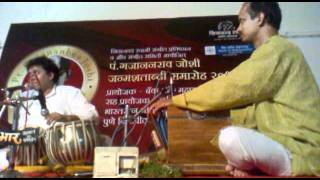 Awesome Tabla By  Satyajit Talwalkar