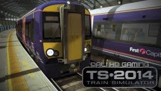 Train Simulator 2014 PC Gameplay FullHD 1080p
