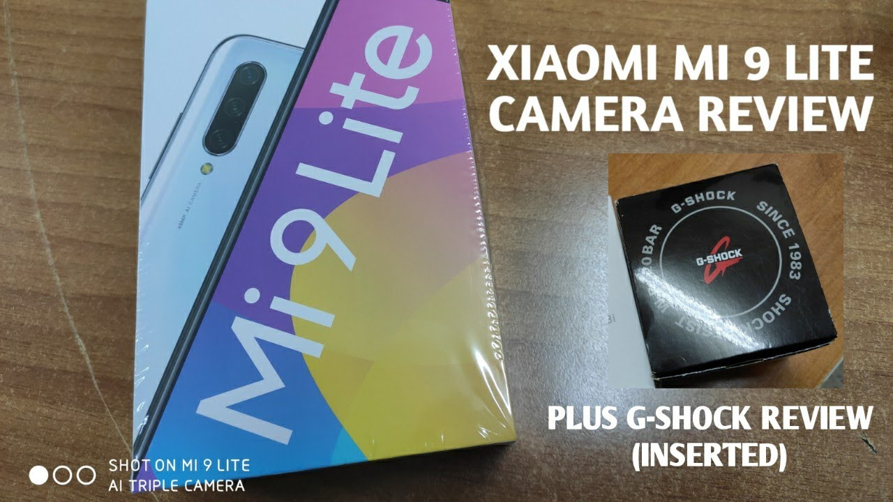 Xiaomi Mi 9 Lite | Camera Review