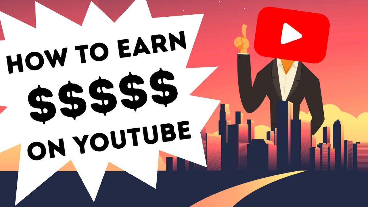 So starten Sie einen YouTube-Kanal und verdienen Geld + video