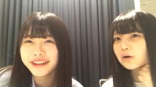 프로듀스48에 출연했던 치바 에리이(千葉 恵里)의 2019년 5월 17일자 쇼...