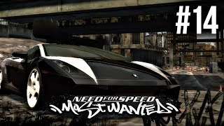 Need for Speed Most Wanted 2005 Gameplay Walkthrough Part 14 - BLACKLIST #6 Lamborghini Gallardo