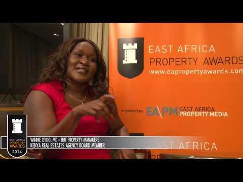 Winnie Oyoo  Kenya Real Estate Agency Board