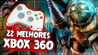 TOP 22 Melhores Jogos de TERROR para XBOX 360 🎮