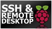 How to Remote Desktop Raspberry Pi SSH VNC on MacOS - YouTube