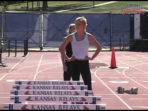 Great Lead Leg Drills to Improve Your Hurdlers!