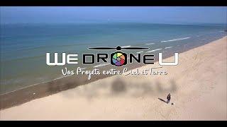 WeDroneU®   Film Institutionnel 2017 2018   Drone Dunkerque   ©WeDroneU   HD1080p