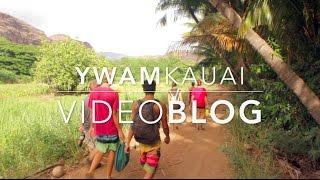 YWAM Kauai DTS: Taro Farm