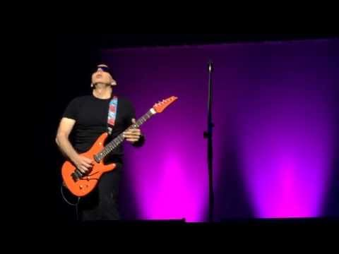The Crush of Love + Jam by Joe Satriani and Mike Keneally (Live in Singapore, 13 November 2014)