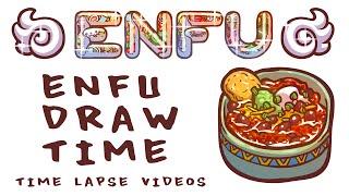 Enfu Draw Time: Tex Mex (Chili con carne)