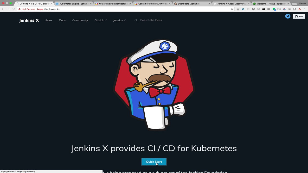 Introducing Jenkins X: a CI/CD solution for modern cloud
