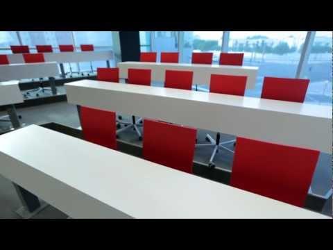 Hult - Dubai Campus Walkthrough
