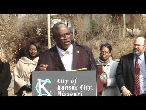 News Conference: Budget Plan to Eliminate Blight