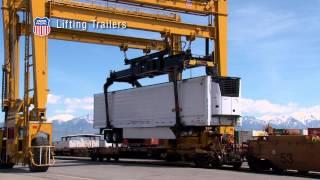 Union Pacific Intermodal Ramp Operations Tour