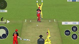 21st April Royal Challengers Bangalore vs Chennai Super Kings IPL 12 Real Cricket 2019 full Gameplay
