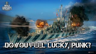 World of Warships - Do You Feel Lucky, Punk? thumbnail