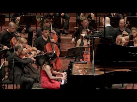 Ludwig van Beethoven - Piano concerto No. 1 / Zee Zee / Paavo Järvi / Estonian Festival Orchestra