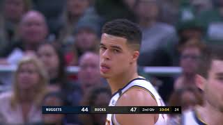 Milwaukee Bucks vs Denver Nuggets | January 31, 2020