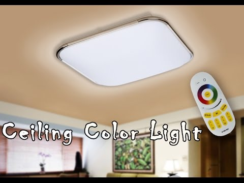 Rgb Ceiling Color Light