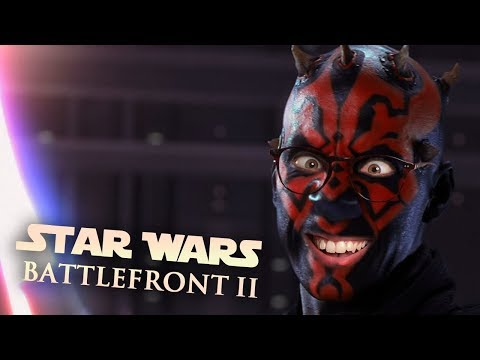 Darth Loser und Fliegerass Ronny   Star Wars Battlefront II
