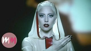 Top 10 Lady Gaga Music Videos Subscribe: http://www.youtube.com/c/M...