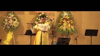2018 호치민 세계 민속 음악축제 - 2. 대금산조(대금: 박노상, 북: 나혜경)