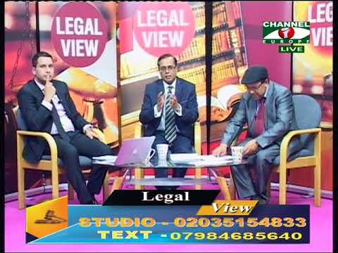 Live Show   Legal View    180218  part   2