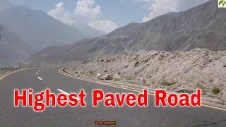 Traveling Pakistan Gilgit to Diamer District Silk road trip