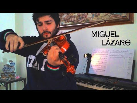 Walking The Wire - Imagine Dragons (Violin Cover By Miguel Lázaro)