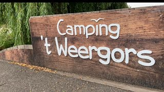 Camping 't Weergors #vlog 4
