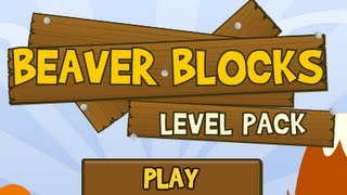 Beaver Blocks Level Pack - Game Show