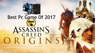 The Best PC Games of 2017 Assassin's Creed Origins_Why Check Out Here