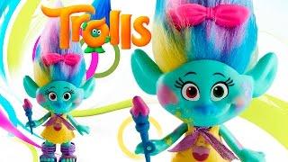 ТРОЛЛЬ Harper ТРОЛЛИ ИГРУШКИ Тrolls Toys trailer НОВИНКА 2016 КУКЛЫ DreamWorks МУЛЬТИК ТРОЛЛИ