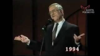 Jan Pietrzak - Kabaret pod Egidą - 1994r.