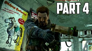 "Fallout 4 Walkthrough - Part 4 ""GET OFF MY DOG!"" (Let"