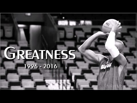 """Greatness"" - Ray Allen Retirement Tribute"