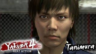 Yakuza 4 / Ryu Ga Gotoku 4 Heat Action Compilation - Tanimura