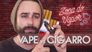 Vape Vs Cigarro
