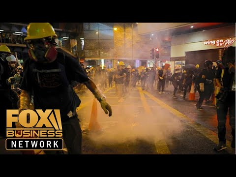 Hong Kong protests will get rougher: Former CIA official