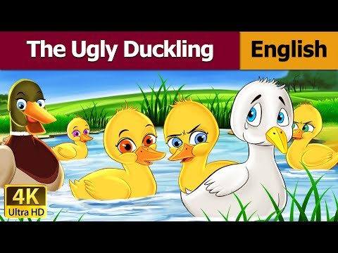 The Ugly Duckling in English - Fairy Tales - Bedtime Stories - 4K UHD - English Fairy Tales