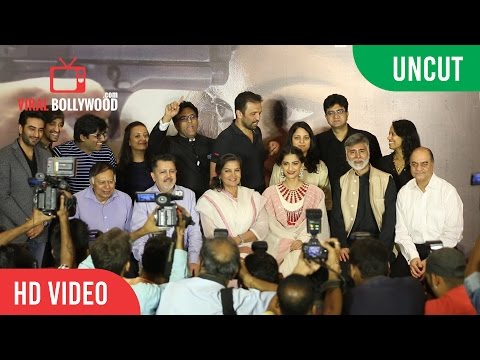 UNCUT - Neerja Success Press Conference | Sonam Kapoor, Shabana Azmi, Ram Madhvani | Fox