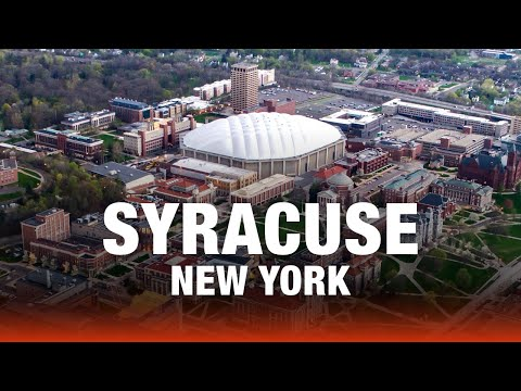 Project: Syracuse Others | Syracuse, New York, Aerial Drone Footage