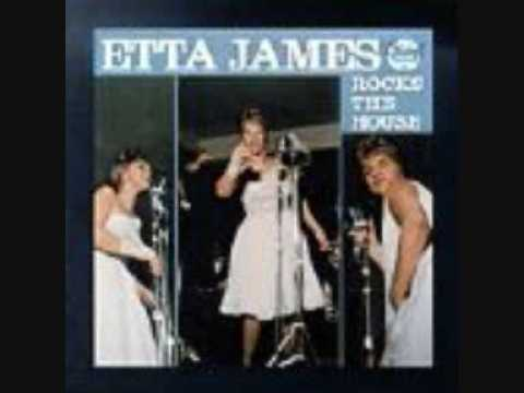 Etta James singing Down Home Blues