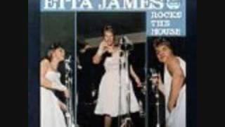 Etta James singing Down Home Blues