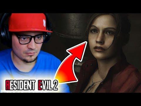 😎 SCENARIUSZ OD INNEJ STRONY *CLAIRE* | Resident Evil 2 Remake #15