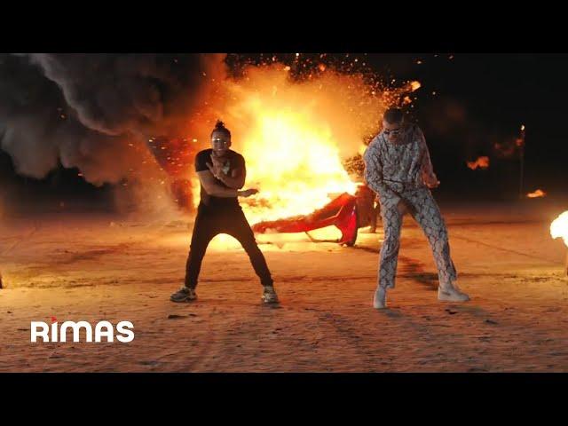 La Romana Feat. El Alfa - Bad Bunny ( Video Oficial )