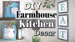 DIY Dollar Tree Home Decor 2019 | Dollar Tree Farmhouse Decor DIY | Krafts by Katelyn